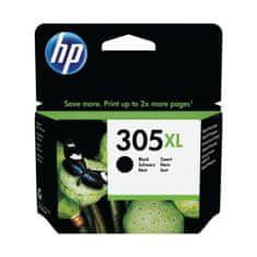 HP 305XL kartuša, črna (3YM62AE)