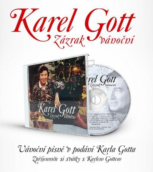 Gott Karel: Zázrak vánoční - CD