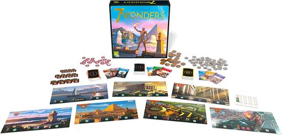 REPOS PRODUCTION igra s kartami 7 Wonders
