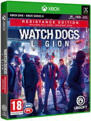 Watch Dogs Legion Resistance Edition - XOne/XSX