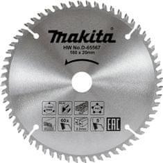 Makita žagin list TCT D-65567