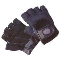 Spartan Deluxe fitnes rokavice, črne, L