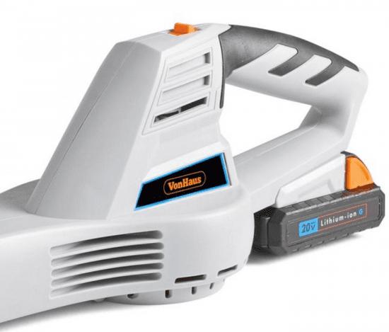 VonHaus G-Series akumulatorski puhalnik listja (2515068)