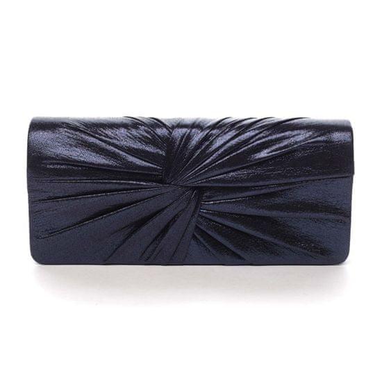 Michelle Moon Dámská společenská kabelka Delilah, tmavě modrá