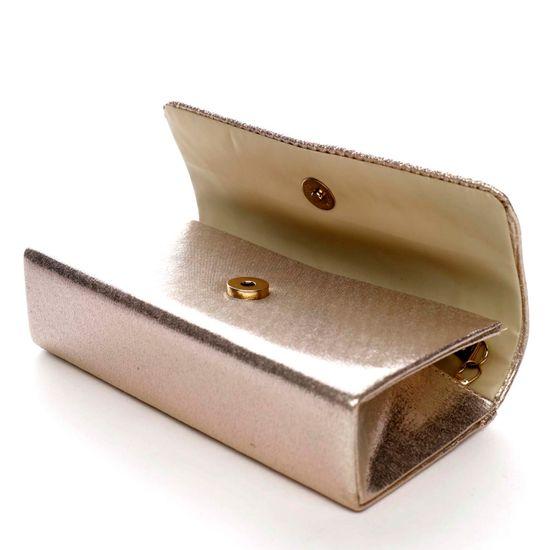 Michelle Moon Dámská společenská kabelka Chantelle, zlatá
