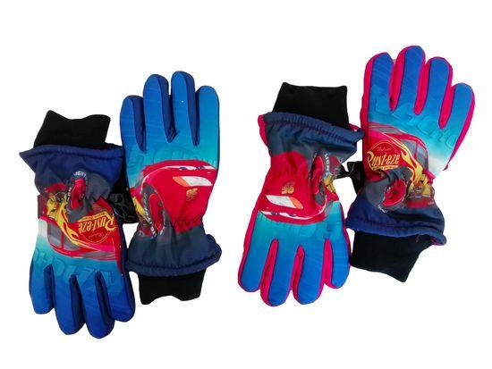 """SETINO Fantovske smučarske rokavice """"Cars"""" - modra"""