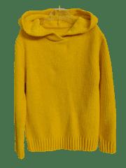 Topo dekliški pulover, 164, rumen