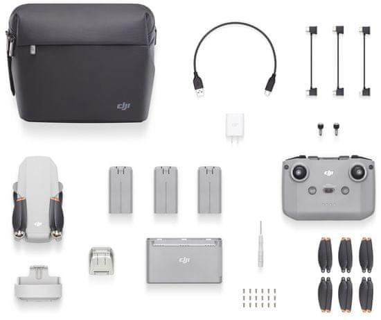 DJI Mavic Mini 2 Fly More Combo dron