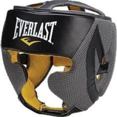 Spartan Everlast EverCool ščitnik za glavo, črno-rumen