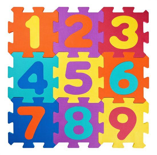 Plastica Habszivacs Puzzle Számok