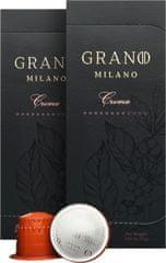 Grano Milano Káva CREMA (10 kávové kapsle)