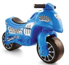 DOLU Odrážadlo motorka, modrá