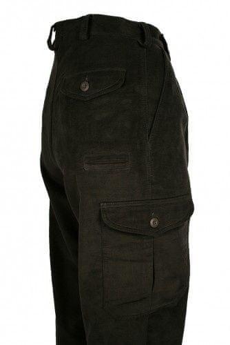 Afars kalhoty Moleskin Varianta: 102