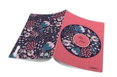 Target bilježnica Floral, A4, crte, 10 komada (26421)