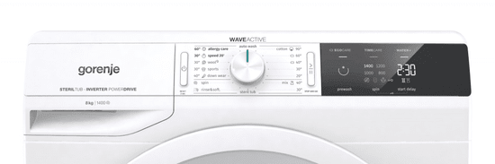 Gorenje WEI843 pralni stroj