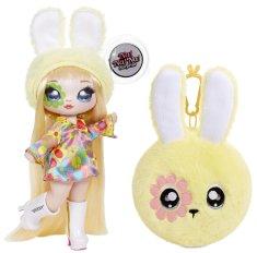 Na! Na! Na! Surprise lutka in pliš žival, 2v1, serija 4 - Bebe Groovy