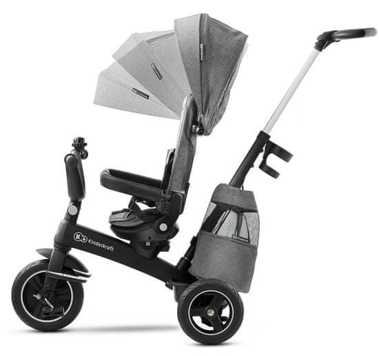 KinderKraft rowerek trójkołowy Easytwist