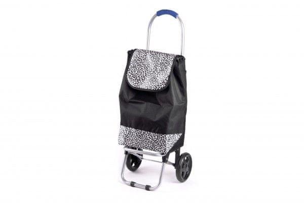 Makro Nákupná taška na kolieskach