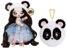 Na! Na! Na! Surprise lutka in pliš žival, 2v1, serija 4 - Juli Joyful