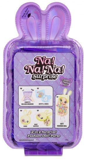 Na! Na! Na! Surprise lutka in pliš žival, 2v1, serija 4 - Tommy Torro