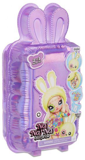 Na! Na! Na! Surprise lutka in pliš žival, 2v1, serija 4 - Melanie Mod