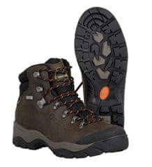 ProLogic Boty Kurina Leather Boot Tmavě Hnědé velikost: 43