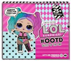 L.O.L. Surprise! #OOTD Obleček na každý den - Adventní kalendář