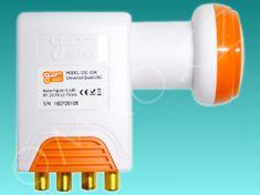 GoSAT LNB konvertor GoSat GSC-104 Quad
