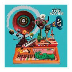 Gorillaz: Gorillaz Presents Song Machine, Season 1 - CD