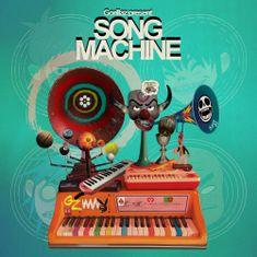 Gorillaz: Gorillaz Presents Song Machine, Season 1 - LP