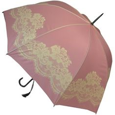Blooming Brollies Damski parasol Pink Vintage koronkowa BCSV P.