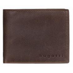 Bugatti Moška denarnica Volo 49217802 Rjava