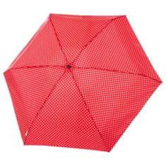 Tamaris Ženski zložljivi dežnik Tambrella Mini rdeč