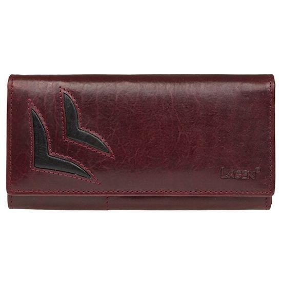Lagen Dámská kožená peněženka W/B 6011/T