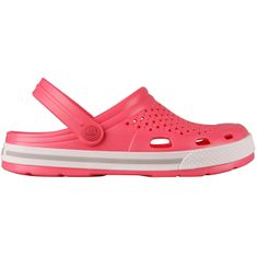 Coqui Dámské pantofle Lindo New Rouge/Khaki Grey 6413-100-4246 (Velikost 36)