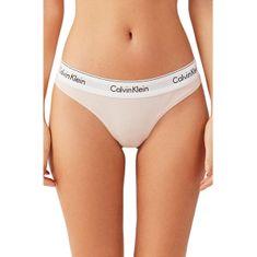 Calvin Klein Ženske tangice F3786E -2NT (Velikost L)