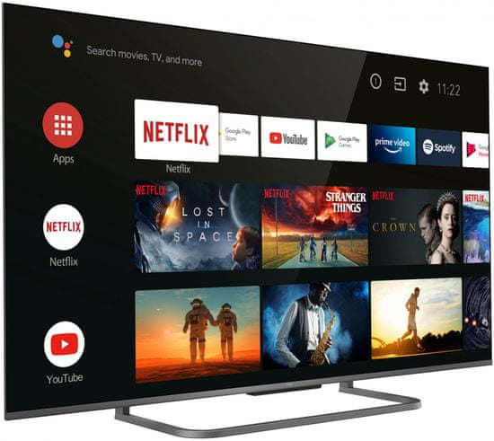 TCL 55P815 4K UHD LED televizor, Android TV