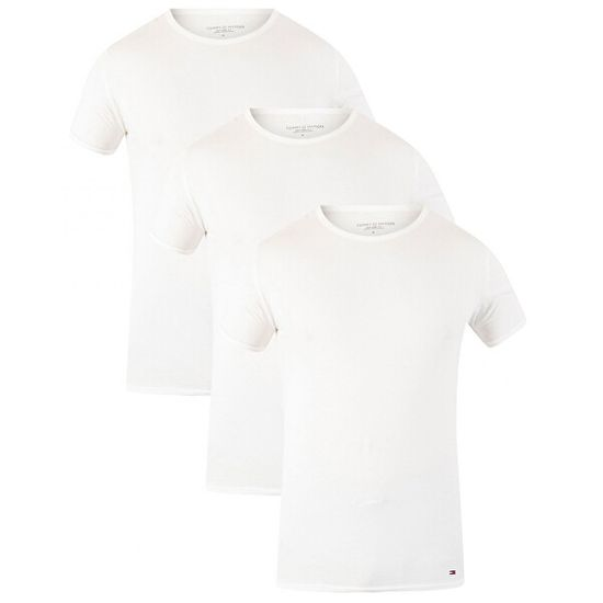 Tommy Hilfiger 3 PACK - moška majica 2S87905187 -100