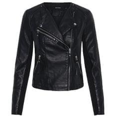 Vero Moda Ženska jakna VMRIA 10211420 Black (Velikost S)