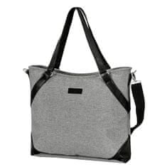 MEATFLY Ladies Insanity 4 A- Heather Bag Grey