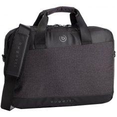 Bugatti Moška torba za prenosnik Universum 49392901 Črna