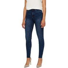 Vero Moda Ženske ozke kavbojke VMSOPHIA 10193326 Srednje Blue Denim (Velikost M/30)
