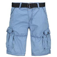 Cars-Jeans Męskie szorty Durras Short Cotton GreyBlue 4048671 (Rozmiar L)