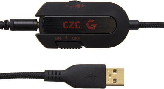 CZC.Gaming Hellhound GH500 - zánovné