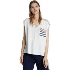 Desigual Ženska majica Ts Vero na Crudo 20SWTKC5 1001 (Velikost XS)