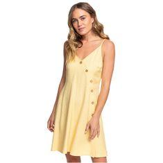 Roxy Ženska obleka May May Shine Sahara Sun ERJWD03422-YGD0 (Velikost L)