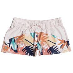 Roxy Ženske kratke hlače Catch A Wave Bs Peach Blush Bright Skies S ERJBS03154-MDT6 (Velikost S)