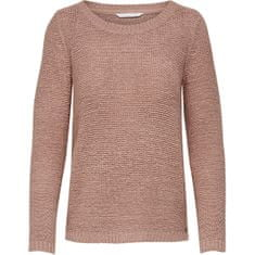 ONLY Ženski pulover ONLGEENA 15113356 Mist y Rose (Velikost XS)