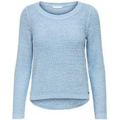 ONLY Ženski pulover ONLGEENA 15113356 Cashmere Blue (Velikost XXL)