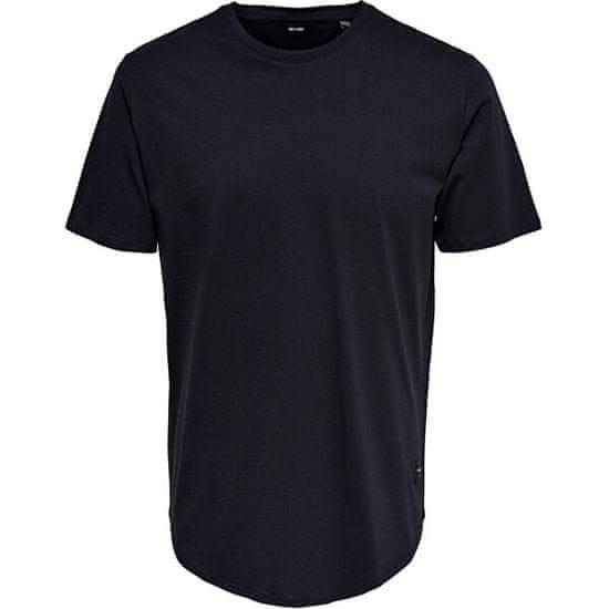 ONLY&SONS ONSMATT LIFE LONGY SS TEE NOOS moška majica Dark Navy tipa
